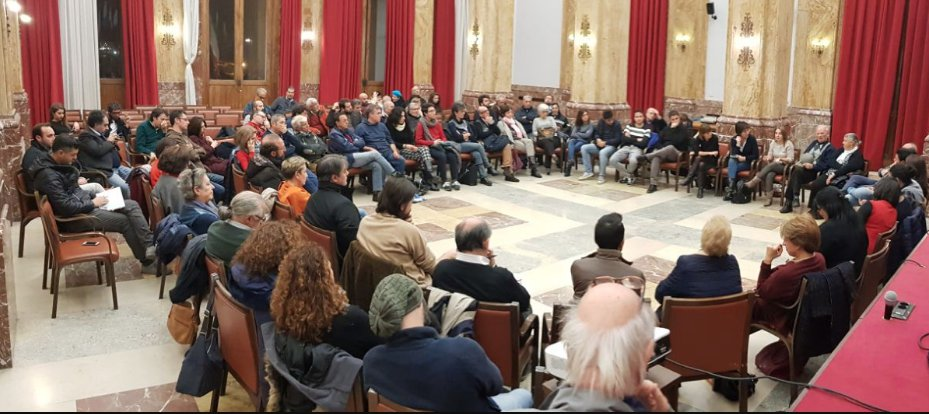 Italian municipalism: patterns, missed opportunities and the way forward