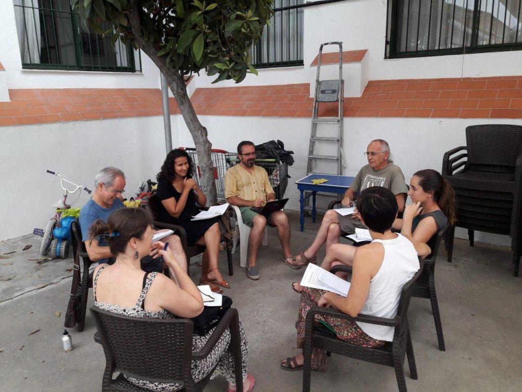 Taller de REDINAM sobre agroecología y municipalismo en Córdoba