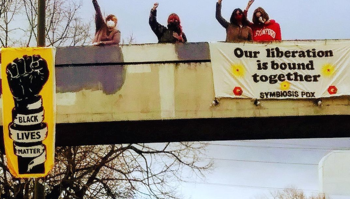 Wildfires, housing crisis, fascist street violence, and an uprising: this municipalist organization in Portland, Oregon was in the middle of it all